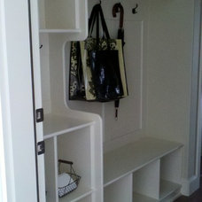 Traditional Wall Shelves by Patrick Millwork Inc