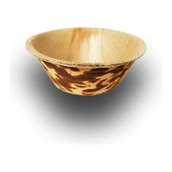 Bambooware - 1 1/2 Oz 3 Inch Bamboo Steath Ramekin 100 Ct - Made from 100 Percent natural aged bamboo sheath