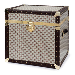 Abigail's Trunks - Hand Made, Crafted Trunks made with greatest care and attention to detail in order to produce a One-of-A-Kind  piece