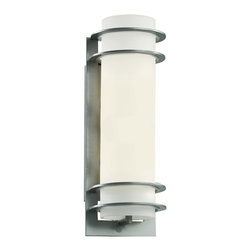 """Trans Globe Lighting - Trans Globe Lighting 40205 SL Cityscape Torch 16"""" Patio Light - Whether your garden is downtown or in the desert this porch light makes an attractive accent to walkways, gardens, and decks. Place over doorways for easy key access. Add along walk areas for safety."""
