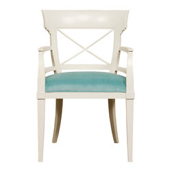 Vanguard Furniture - Vanguard Furniture Hector Arm Chair V310A - Vanguard Furniture Hector Arm Chair V310A