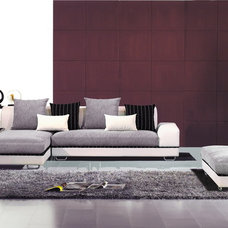 Contemporary Sectional Sofas by Uno Furniture