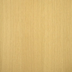 Rift Cut White Oak Veneer - Rift Cut White Oak veneer is wheat colored to a light golden brown and is one of the most common woods used today. Available in a variety of backers and sizes.