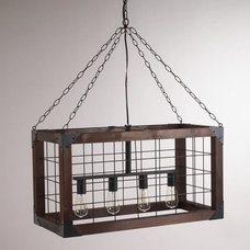 Industrial Pendant Lighting by Cost Plus World Market
