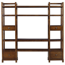 Transitional Bookcases by Masins Furniture
