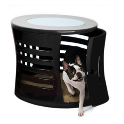ZenHaus Small Black Pet Den