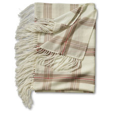 traditional throws by Lands' End