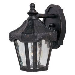 Maxim Lighting - Maxim Lighting 40268WGOB Garden VX 1-Light Outdoor Wall Lantern - Features