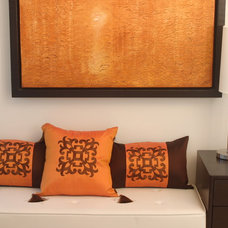 Asian Decorative Pillows by Pillow Decor Ltd.