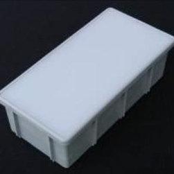 Kerr Lighting - Casino Paver Light - Standard, 10-Pack - Bulk Packed Lights include: