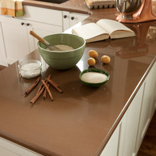 Traditional Kitchen Countertops by Elements by Durcon