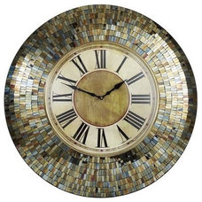 Contemporary Clocks by Pier 1 Imports