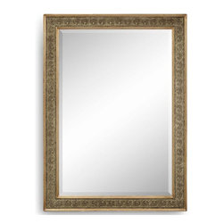 Jonathan Charles - New Jonathan Charles Mirror Gold Plain Glass - Product Details
