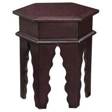 Creek Classics Moroccan Coaldan Purple Stool | Overstock.com Shopping - The Best