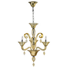 Contemporary Chandeliers by purehome