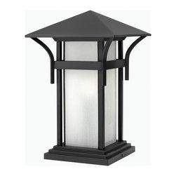 Hinkley Lighting - Hinkley Lighting 2576SK-LED Pier Mount Outdoor - Hinkley Lighting 2576SK-LED Pier Mount Outdoor