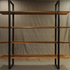 Modern Bookcases by Fabitecture LLC