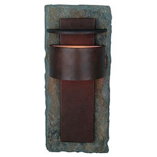Contemporary Outdoor Wall Lights And Sconces by Grandin Road