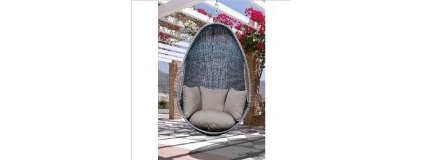 Eclectic Hammocks And Swing Chairs by Home Garden & Outdoors