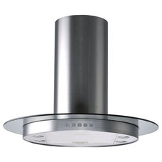 Modern Range Hoods And Vents by Kitchen Bath Collection