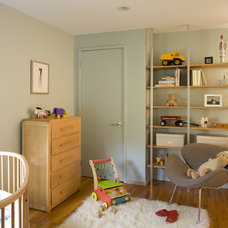 Modern Nursery by Elliott Kaufman