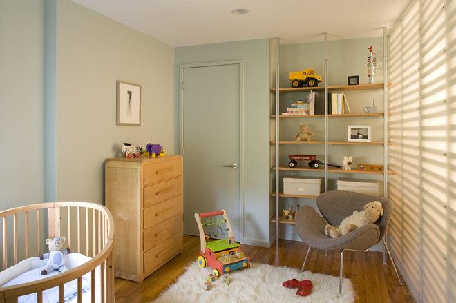 Modern Nursery by Elliott Kaufman