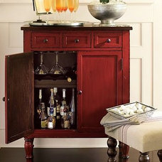 Traditional Indoor Pub And Bistro Tables by Pottery Barn