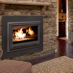 Fireplaces - The Enviro® E-Series™ is back with all new options:  a new ignition option, new surround styles, and a new size!  Visit CJ's Hearth & Home® for pricing, specifications, and to play with styles!