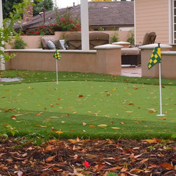 Purchase Green Artificial Turf -