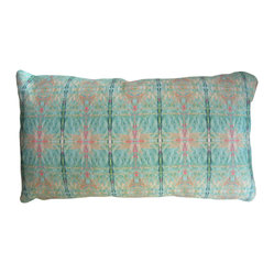 "Akimbo 9 Multicolor 14""X24"" Pillow"