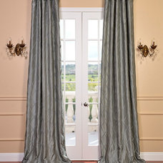 Traditional Curtains by Half Price Drapes