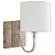 Beach Style Wall Lighting by Kathy Kuo Home