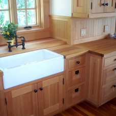 Kitchen Cabinetry by NEWwoodworks Fine Woodworking