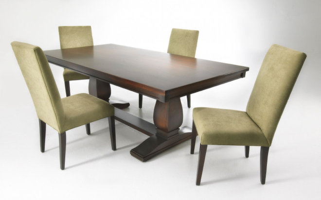 Traditional Dining Tables by Woodcraft.ca