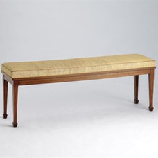Traditional Bedroom Benches by Jan Showers