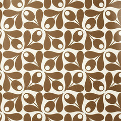 modern wallpaper by Orla Kiely