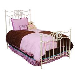 Pam Grace Creations - Chocolate Delight 3-Piece Twin Bedding Set by Pam Grace Creations - Chocolate Delight 3-Piece Twin Bedding Set