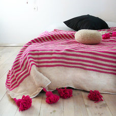 Eclectic Bedding by muima*