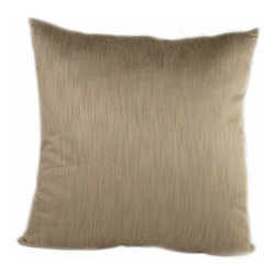 American Mills - Jolie 24-Inch Floor Pillow - -Update your home decor with this decoratively functional floor pillow.  Comfortable pillow is ideal for floor, sofa or bed.  Spot Clean Only.  Made in USA. American Mills - 36458.046