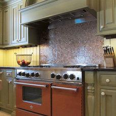 Traditional Kitchen by Aspire Metro magazine