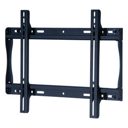 "Peerless - Flush 23""-46"" LCD FP - Does not work with Panasonic and Philips PLASMA - 150 lb. load capacity