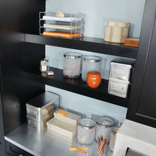 Contemporary Display And Wall Shelves  by MasterBrand Cabinets, Inc.