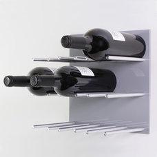 Modern Wine Racks by Vin de Garde MODERN WINE CELLARS Inc.