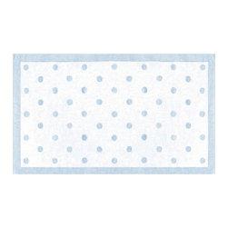 The Rug Market - Polka Dots area rug -