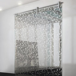 GLASS Sliding Doors -