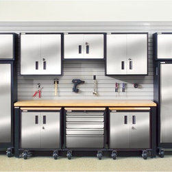 Garage Amp Tool Storage Find Garage Cabinets Workbenches