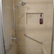 Asian Showers by THE KITCHEN LADY, Enriching Homes With Style