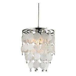 Sterling Industries - Sterling Industries 144-025 Montebello - 1Light Mini Pendant Lamp - Pendant (1)