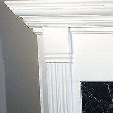 Traditional  by Imperial Trim Supply & Installation Ltd.