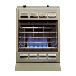 Vent-Free Blue Flame Heater BF20NAT - Natural Gas